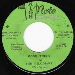 Good Thing / No Nola - The Melodians