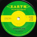 Government Yard / Ver - Jah Rhythm / Earth People