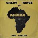 Dont Give It Up / King David Solomon Moses - Rod Taylor And Soul Syndicate