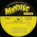 Groovy Joe  - Jo Jo Bennett And Mudies All Stars