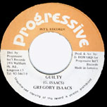 Gulity - Gregory Isaacs