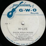 Hi Life - The Granville Williams Orchestra