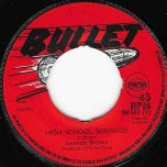 High School Serenade / On The Track - Lennox Brown / Winston Scotland