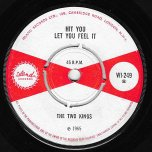 Hit You Let You Feel It / Honey I Love You - The Two Kings Actually George Murphy And Maurice Johnson