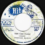 How Can I Leave / Dub Part 2 - Freddie McKay
