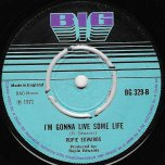Papacito / Im Gonna Live Some Life - U Roy Junior / Rupie Edwards