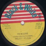 Im In Love - Delroy Wilson