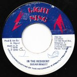 In The Resident / Resident Ver - Sugar Minott