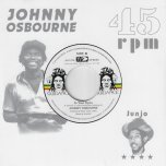 In Your Eyes / Dangerous Match Four - Johnny Osbourne / Roots Radics