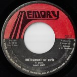 Instrument Of Love / Inst - Pansy Scott