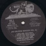 Jah Children Invasion Ch 2 - Various..Sugar Minott..Fabian Cooke..Horace Andy