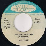 Jah Jah Love Them / Oven Baking (Ver) - Big Youth