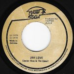 Jah Love / Ver - Junior Ross And The Spear