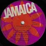 JAMAICA Legends And Other Tales - Carol Connors / Neville Willoughby / Leonie Forbes ‎