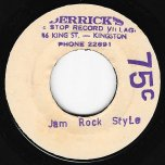 Jam Rock Style / Ver - Scotty And The Crystalites