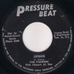 Janan / Catch The Beat - The Pioneers