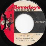 Jungle Bit / Mother Young Gal - Roland Alphonso And The Beverleys All Stars / Desmond Dekker And The Aces