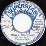 Jungle Juk (TSOP) / The Gang Goes To Dub It - Now Generation