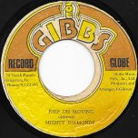 Keep On Moving / Keep On Dubbing - The Mighty Diamonds / Bigger T