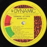 Looking At Love - Keith Lyn
