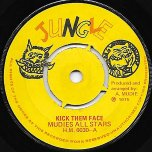 Kick Them Face / Dub Them Face - Mudies All Stars