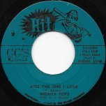 Kiss The One I Love / Part 2 - The Mighty Tops / Seven Vibration