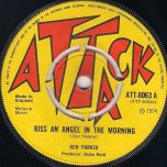 Kiss An Angel In The Morning / Inez - Ken Parker / Tommy McCook