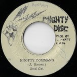 Knotty Command / Commandment Dub - Cool Cat
