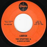 Power Pressure / Labrish - Cornell Campbell / The Upsetters And The Aggrovators