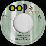 Lady Of Mine / Ver  - Michael Prohpet