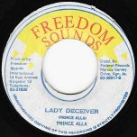 Lady Deceiver / Bad Lady Version - Prince Alla / Soul Syndicate