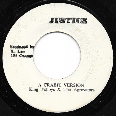 Rock With Me Baby / A Crabit Ver - Johnny Clarke / King Tubby And The Aggrovators