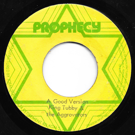 Goodnight My Love / A Good Ver - Horace Andy / King Tubby And The Agrovators