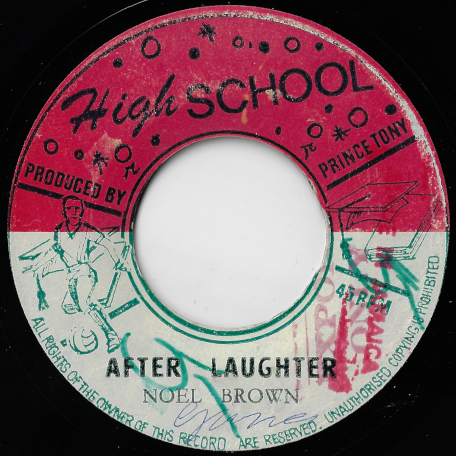 After Laughter / Version Dub Wise - Noel Brown / Now Generation
