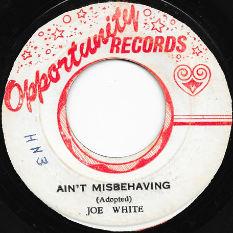 Aint Misbehaving / Baby I Care - Joe White