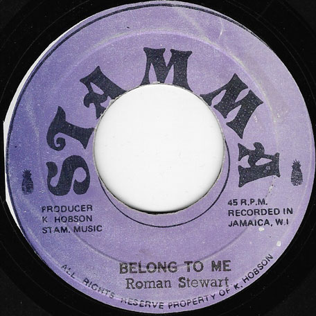 Belong To Me / Belong - Roman Stewart