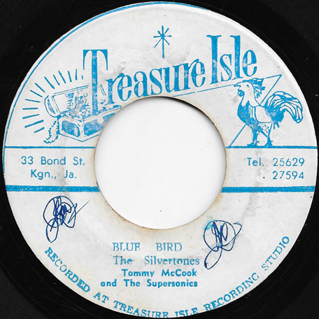 Blue Bird / Red Ash - The Silvertones / Cannonball / Tommy McCook And The Supersonics