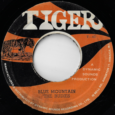 Blue Mountain / Montego Bay - Fredie Notes And The Rudies