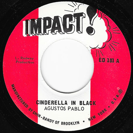 Cinderella In Black / Version 4 - Augustus Pablo / Fe Me Time All Stars