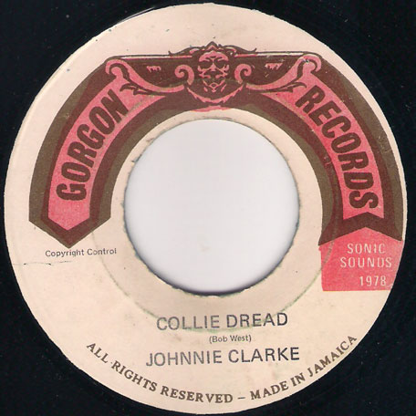 Collie Dread / Ver - Johnny Clarke