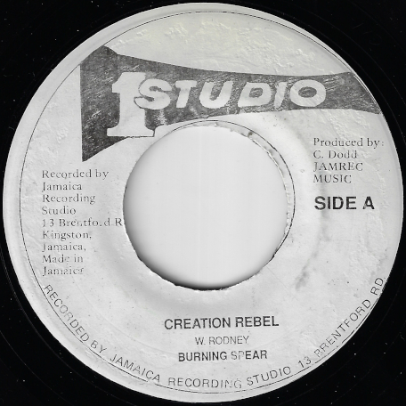 Creation Rebel / Ver - Burning Spear