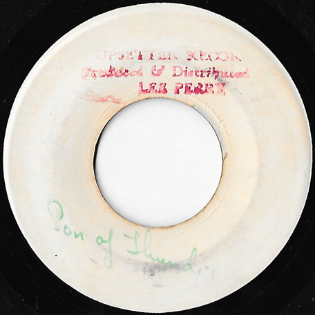 Do It Madly / Son Of Thunder - Chuck Jr / Lee Perry And The Upsetters