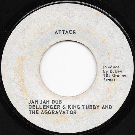Dont Look Back / Jah Jah Dub - Delroy Wilson / Dillinger / King Tubby And The Aggrovators