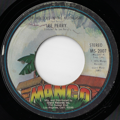 Dreadlocks In The Moonlight / Cut Throat - Lee Perry