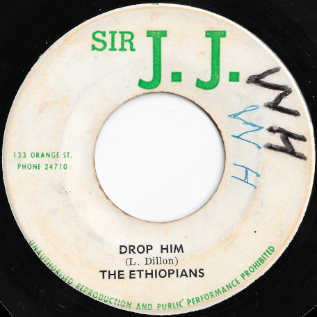 Drop Him / Ver Drop - The Ethiopians