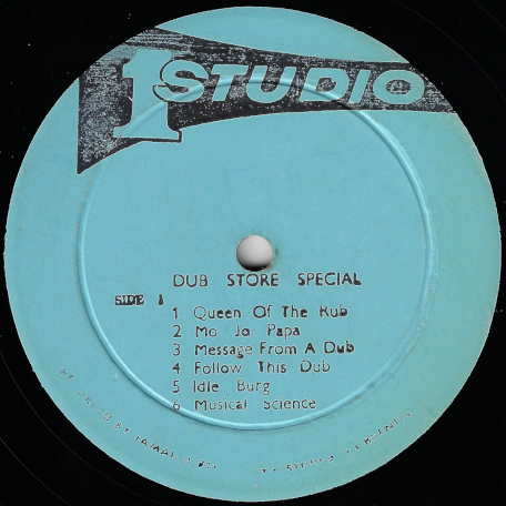 Dub Store Special - Dub Specialist