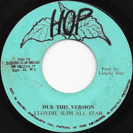 Love (Feel Like Making Love) / Dub This Ver - Stranger Cole / Lloydie Slim All Star / King Tubby