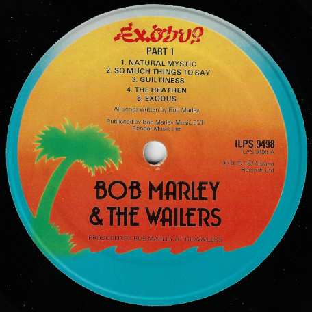Exodus - Bob Marley And The Wailers