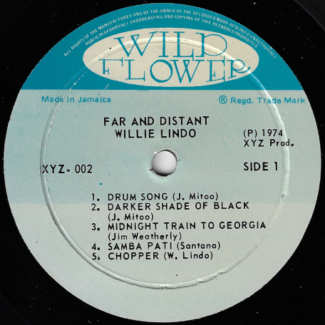 Far And Distant - Willie Lindo