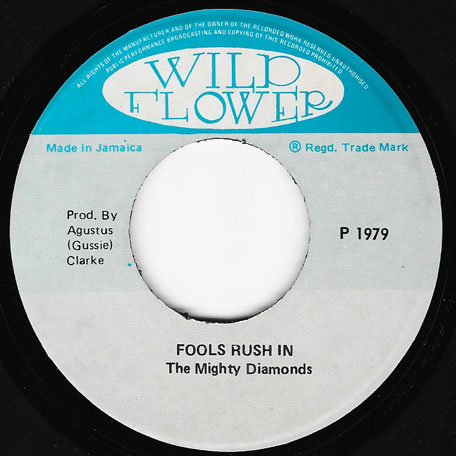 Fools Rush In / Ver - The Mighty Diamonds